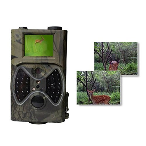 Bazaar Felderkennung Non Flash Jagd Kamera Infrarot Anti Diebstahl Videokamera