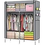 YOUUD Closet Portable Closet Organizer Portable Wardrobe Closet Clothes  Closet Portable Closet Wardrobe Closet Organizer Closet