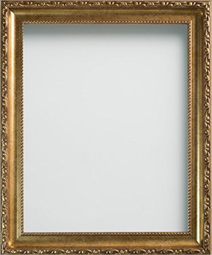 Frame Company Brompton Range 20 X 16 Inch Picture Photo Frame Gold