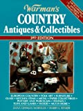 Warman's Country Antiques and Collectibles, Dana G. Morykan and Harry L. Rinker, 0870697439