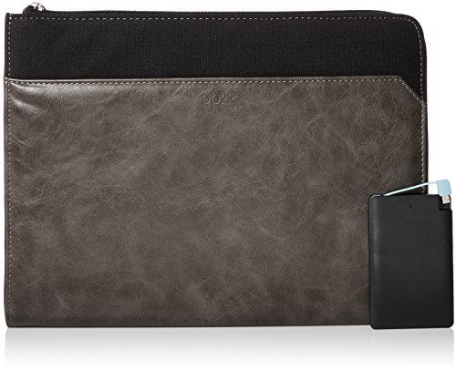 Battery Washed with Black Portfolio Canvas Ashton Men's Clutch Dopp FgSCxC