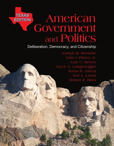 Bundle: American Government and Politics: Texas Edition + Latino-American Politics Supplement