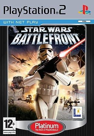 Star Wars: Battlefront Platinum (PS2) [PlayStation2]: Amazon