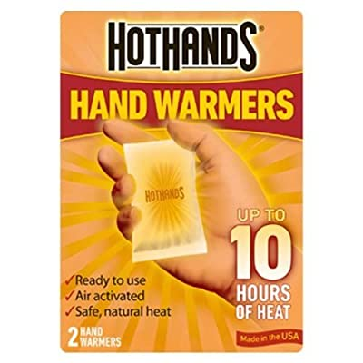 HotHands Hand Warmers (60Pairs Plus 2 Body Warmer)