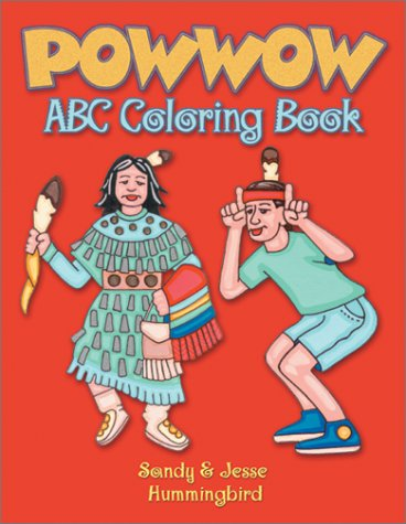 Read Online Powwow ABC Coloring Book (Coloring Books) PDF