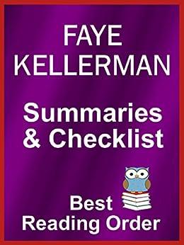 Faye kellerman books in order