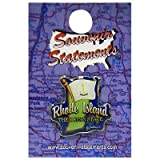 Rhode Island Lapel Pin Elements Case Pack 96