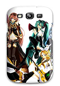 For Galaxy S3 Tpu Phone Case Cover(vocaloid)