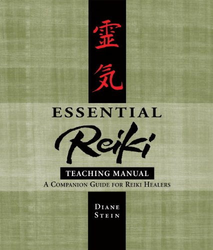 Essential Reiki Teaching Manual: A Companion Guide for Reiki Healers (Touch For Health Reference Chart)