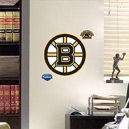 NHL Boston Bruins Fathead Logo