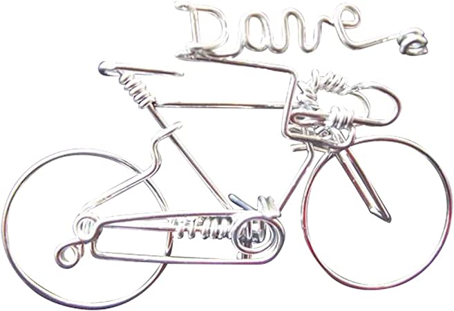 Handmade Personalized Gifts For Cyclists ~Add Your Own Name