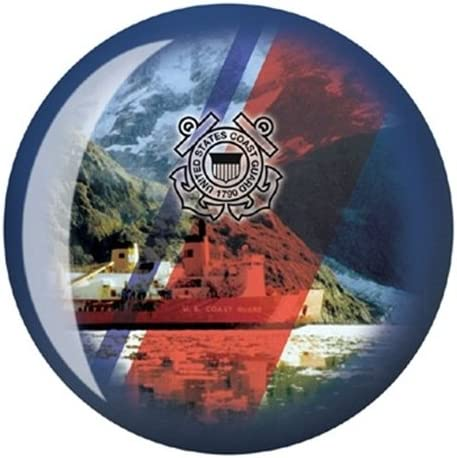 US Coast Guard Bowling Ball
