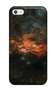 New Premium Flip Case Cover Nebula Sci Fi People Sci Fi Skin Case For Iphone 5/5s