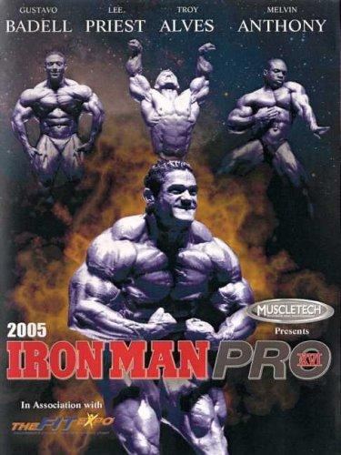 Iron Man Pro XVI Bodybuilding Championship 2005 (On Movies Dvd Newer)