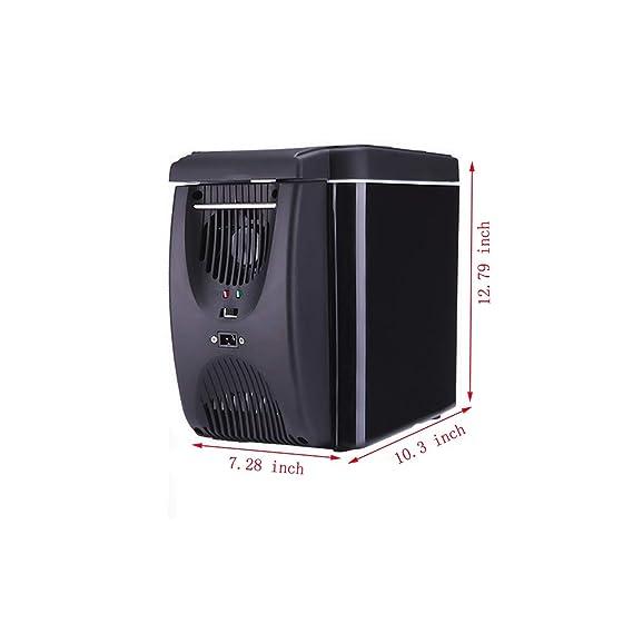 Amazon.es: Super Black Bull Refrigerador del Coche 12v 6L Mini ...