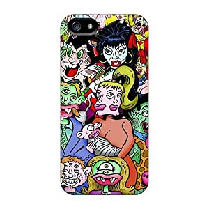 Fashion Protective Monster Mela Case For Sam Sung Galaxy S4 I9500 Cover Black Friday