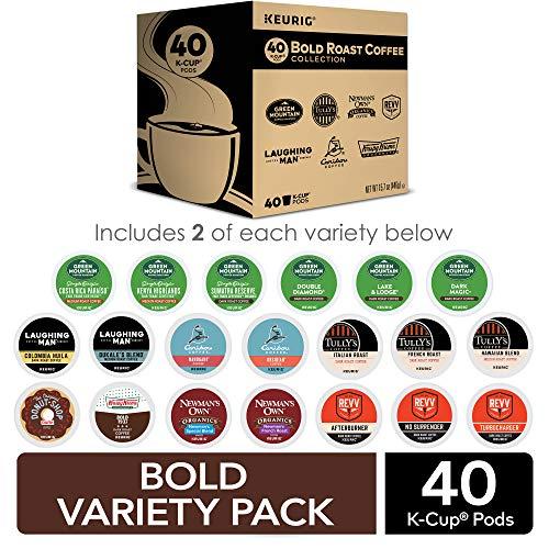 Variety Sampler Keurig Single Serve Coffee