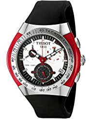 Tissot Mens T0104171703101 T-Sport T-Tracx Chronograph Watch