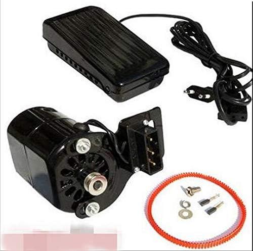 Motor de máquina de coser eléctrica Domestique, 220 V, 180 W, 0,9 ...