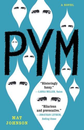 Pym: A Novel cover