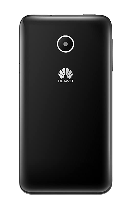 Huawei Back Cover Case for Ascend Y330 - Black