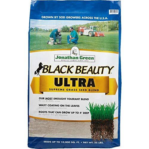 Jonathan Green 10323 Black Beauty Ultra Grass Seed Mixture, Up to 10000 Sqft, by Jonathan Green (Image #1)