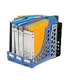 Solo File & Book Rack