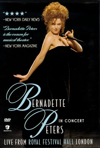 Bernadette Peters in Concert (Straßen-store)