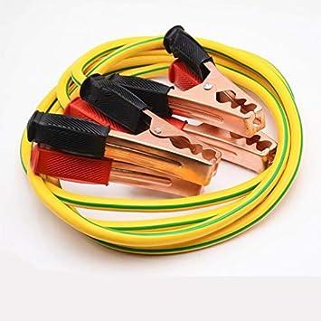 Accesorios de Coche Heavy Duty 3000AMP 2 M de bater/ía de coche cables de arranque cables de arranque elevadores de cable de Gasolina Diesel de coches Cami/ón de Carga Con bolsa de transporte con cremal