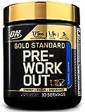 Optimum Nutrition Gold Standard Pre-Workout (30 Servings): Blueberry Lemonade Yellow