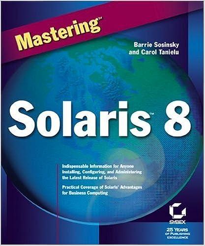 Mastering Solaris8