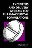EXCIPIENTS AND DELIVERY SYSTEM (Special Publications)