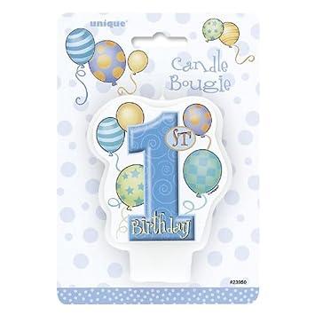 decoration anniversaire 1 an garcon amazon
