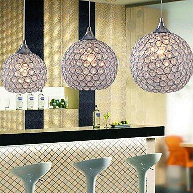 BAJIAN-LI Modern luxury Round Crystal Chandelier 1 Light 220-240v by BAJIAN-LI (Image #2)