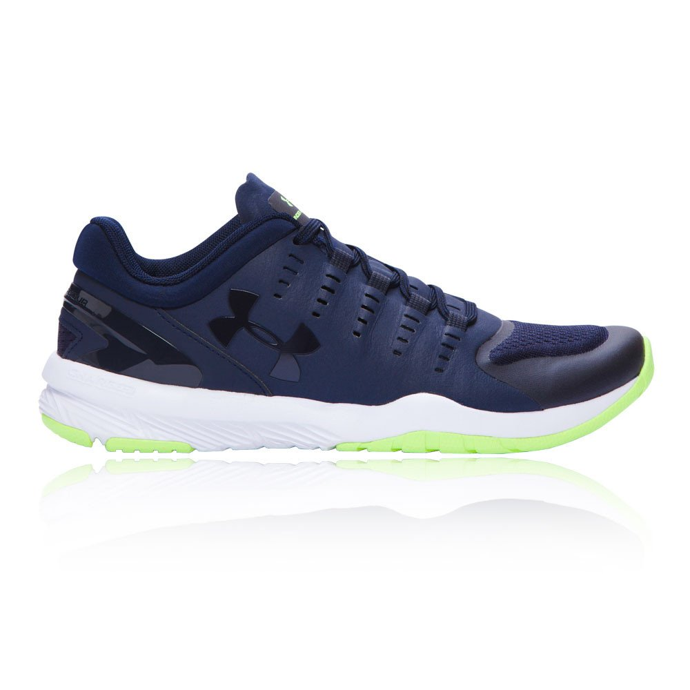 9241abc3ce333 Under Armour Charged Stunner Women's Training Shoes - 7.5 - Navy Blue