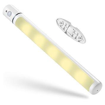 360 ° Drehbare Drahtlose LED Bewegungssensor Licht Nachtlicht Energiesparlampen