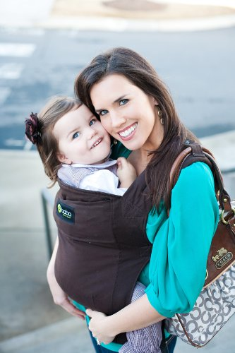 BOBA Organic Classic Baby Carrier 3G - - Carrier Organic Boba