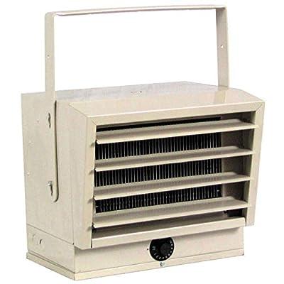 Berko Institutional Convector Multi-Watt Unit Heater With Thermostat, 208/240V