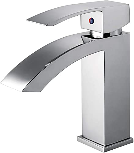 Dowell Single Handle Lavatory Faucet,Chrome 8001 013 01