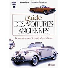 Guide des voitures anciennes t1