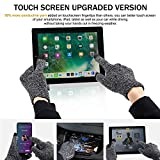 TRENDOUX Mens Gloves, Touch Screen Driving Glove
