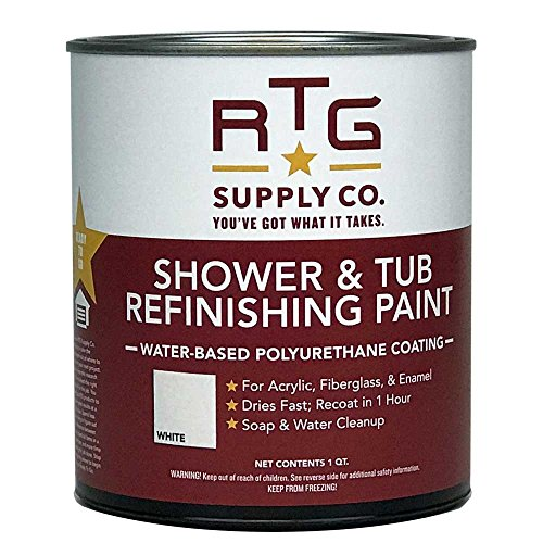 RTG Shower & Tub Refinishing Paint ()