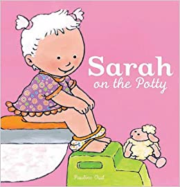 Sarah on the Potty book cover