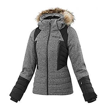 e2cf84ed1e3 Sun Valley - Veste De Ski Sherry Femme Sun Valley - Noir - Xl ...