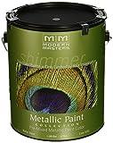 Modern Masters ME200-GAL Metallic Paint, Pale Gold