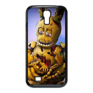 Cinco noches en Freddy'S U7W01O0KX funda Samsung Galaxy S4 9500 casos funda negro 5815K5