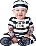 InCharacter Costumes Baby's Time Out Convict Costume