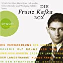 Die Franz Kafka Box Hörbuch von Franz Kafka Gesprochen von: Hans Peter Hallwachs, Wolfgang Schiffer, Oliver Nitsche