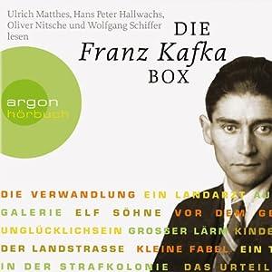 Die Franz Kafka Box Hörbuch