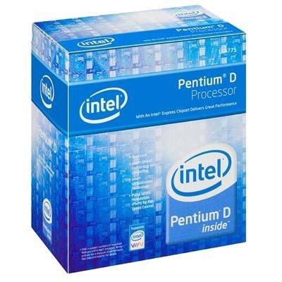 Intel BX80553945 Pentium D Processor 945+ Dual Core 3 40 GHZ, 800 MHz LGA775